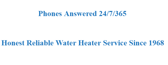 Water Heaters Only, Inc 1-866-946-7842