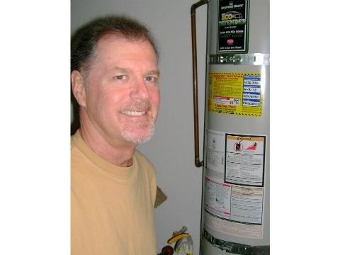 5 star review Water Heater Customer Montgomery