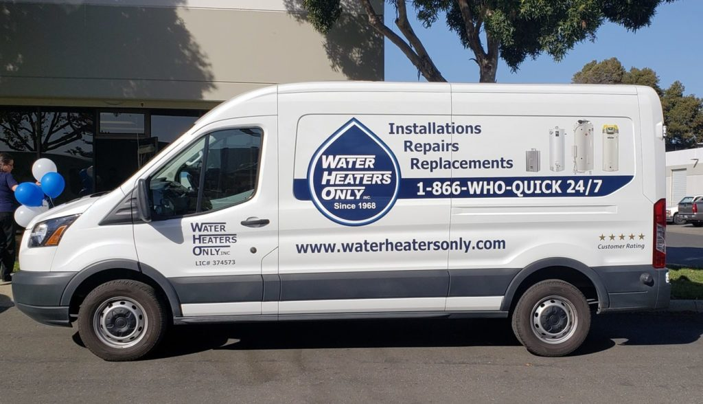 Belmont CA Water Heater Repair And Replacement