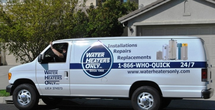 Concord Water Heaters