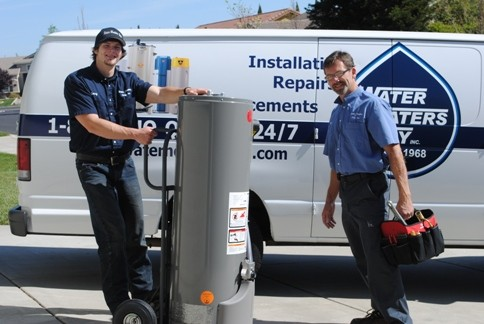 Sunnyvale Water Heaters