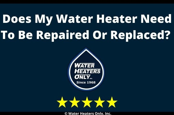 Water Heater Repair Vs. Replacement