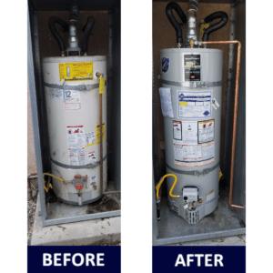 Fullerton CA Water Heater Repair And Replacement