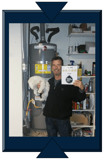 San Francisco Bay Area Water Heaters Customer