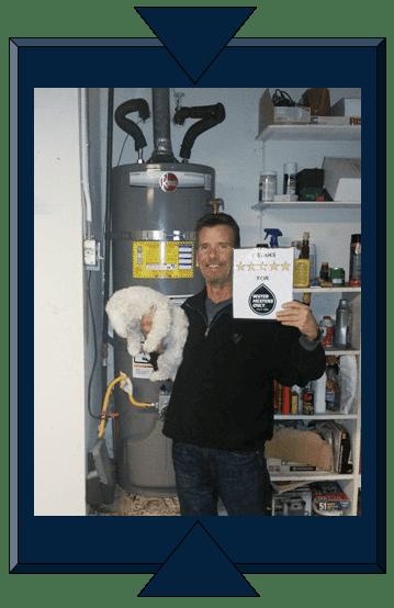 San Francisco Bay Area Water Heaters Customer