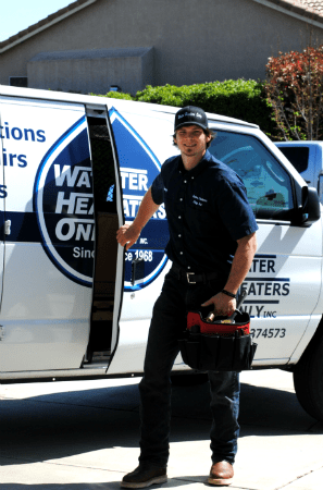 Riverside Water Heaters Service